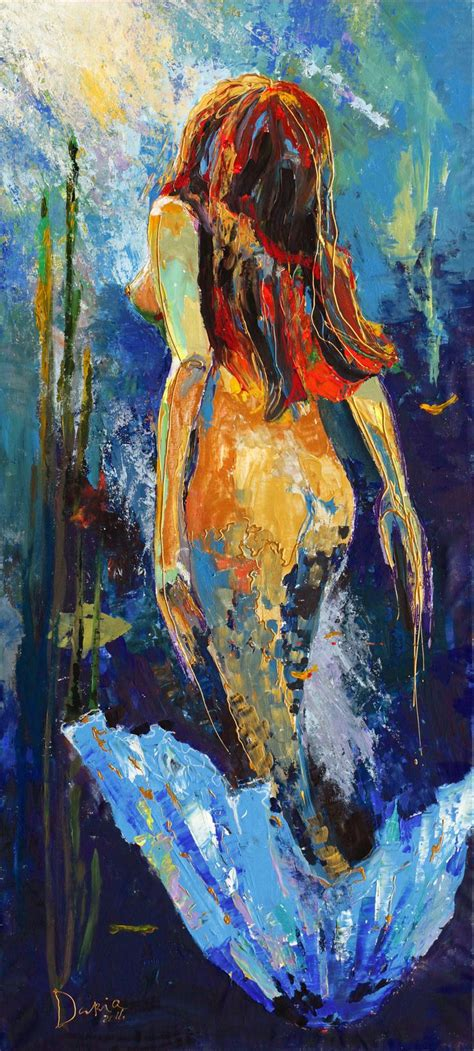 mermaid painting 17 best ideas about mermaid painting on