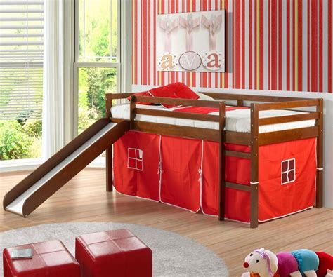 toddler loft bed with slide kids beds with slide myideasbedroom com