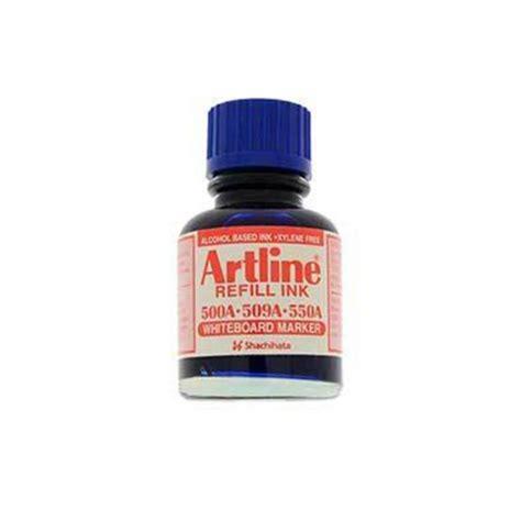 Artline Esk 50 Refill Ink Whiteboard Marker 20 Ml artline whiteboard markers esk 50a refill ink 20ml blue