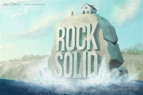 Ian Dale Art & Design   Blog: Rock Solid