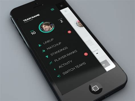 design inspiration iphone 30 recent inspirational ui exles in mobile device screens