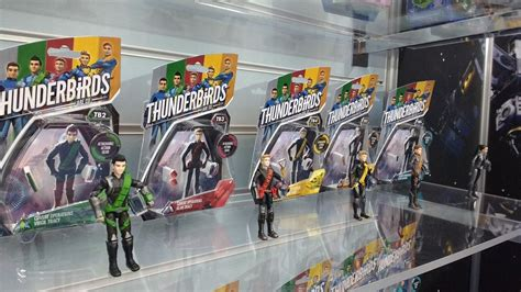 go toys corgi and thunderbirds toys hit fair gerry news