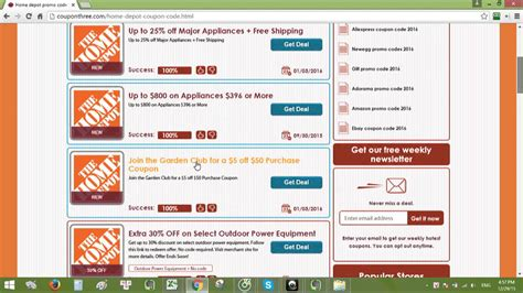 discount codes home depot car radio codes