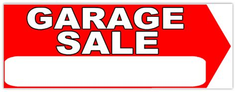 garage sale 108 garage sale sign templates