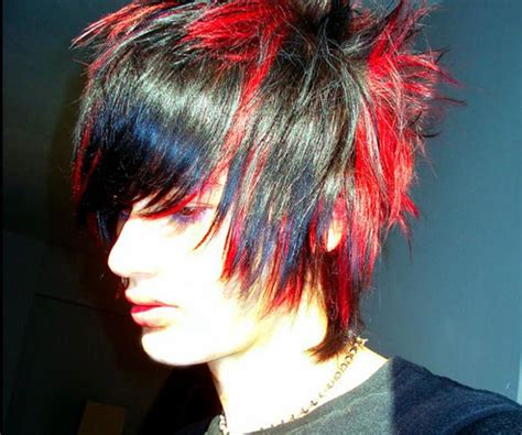 emo hairstyles for black guys 20 hot emo hairstyles for guys 2016