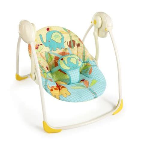 bright starts swing review bright starts sunnyside safari collection portable swing