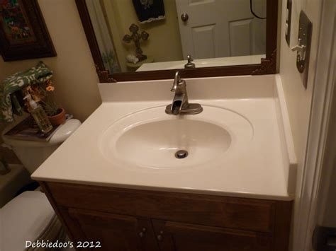 how to paint a bathroom countertop debbiedoo s giani granite paint for counter tops final