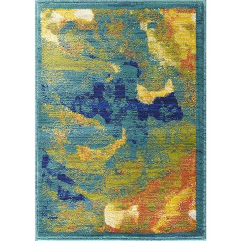 Loloi Rugs Lyon Lifestyle Collection Tropical Island 2 Ft | loloi rugs lyon lifestyle collection tropical island 2 ft