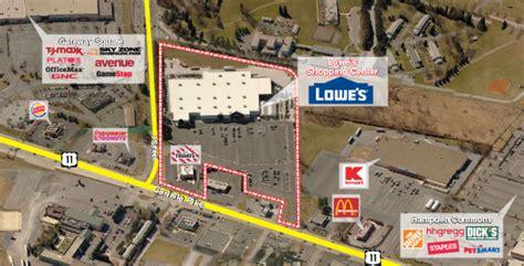 lowe s shopping center rd management llc