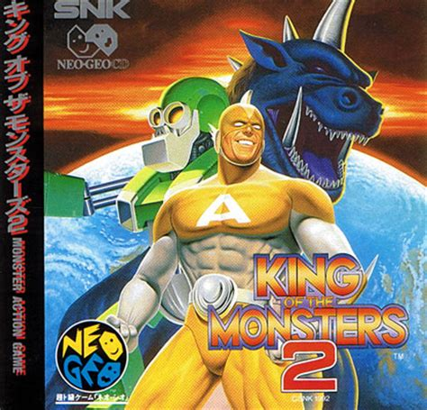 king of the monsters 2 (1994)(snk)(jp)[!] iso download