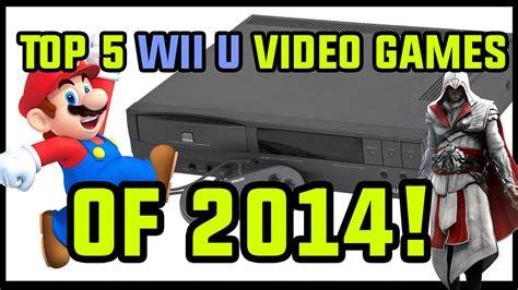 Top 5 Gaming Controversies Of 2014 Youtube - top 5 wii u video games of 2014 beatemups w