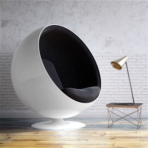 eero aarnio ball chair white red amazon co uk kitchen eero aarnio ball chair
