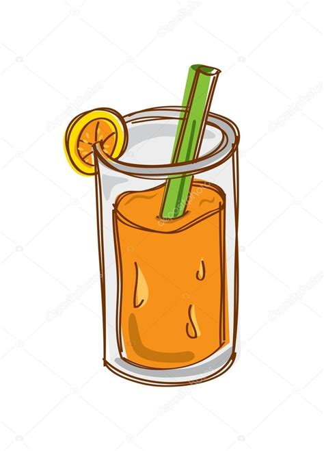 imagenes de jugos naturales animados dibujos animados de jugo de naranja archivo im 225 genes