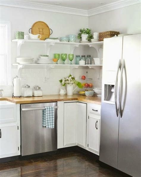 kitchens with open shelving 13 kickin kitchens that rock open shelving brit co