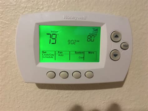 The PC Weenies   Nest Thermostat: 1st Impressions