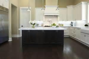 fautt homes kitchens two tone kitchen white shaker