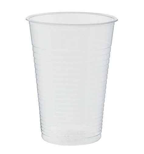 vaso trasparente vaso de plastico pp transparente 220 ml 100 unidades