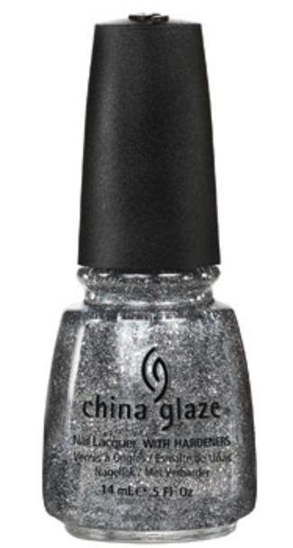Kutek Import China Glaze Coconut a touch of glitter working