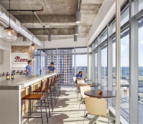 modern home office interior design 2017 2018 best cars reviews a tour of atlassian s stylish austin office officelovin