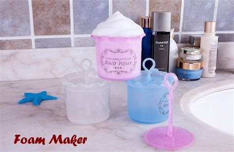 Harga Promo Foam Maker Alat Pembuat Busa Sabun foam maker alat pembuat busa sabun membersihkan wajah