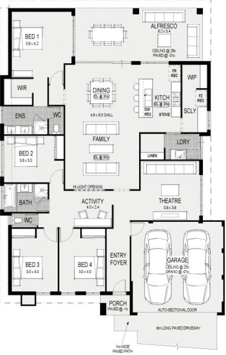 hp on floor plan 1354 best hp perth wa images on pinterest floor plans