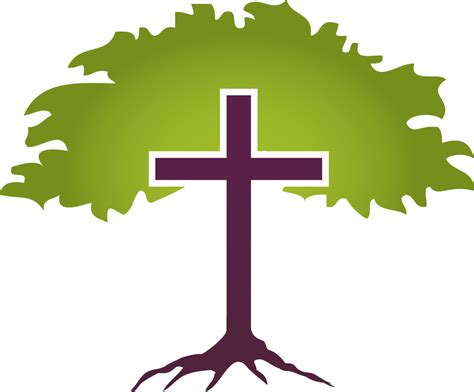 Trees And Their Meanings by Various Church Logos Image Png Clipart Best