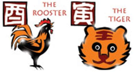 rooster and tiger chinese compatibility horoscope for a