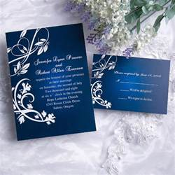 royal blue wedding ideas and wedding invitations