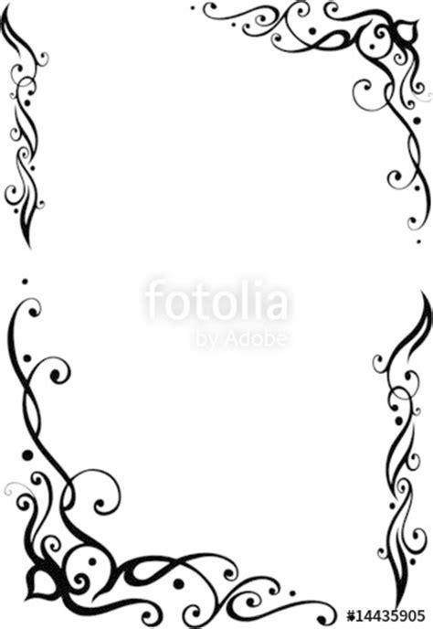 Ornate Cornice Quot Floral Ornamental Rahmen Hintergrund Quot Stock Image And