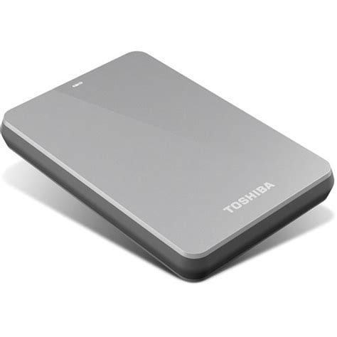 Hardisk Toshiba Canvio Alumy 3 0 Portable Drive 2tb 1 toshiba 1tb canvio 3 0 portable drive silver hdtc610xs3b1