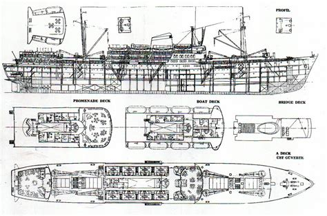 ship floor plan cruise ship deck plans images