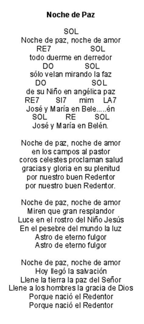 printable lyrics to noche de paz related keywords suggestions for noche de paz letra