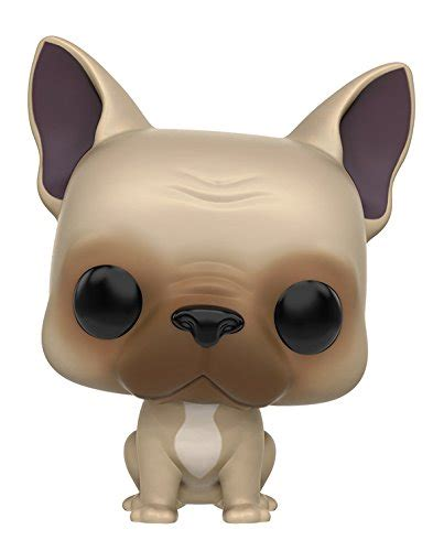 Funko Pets Gray Bulldog 11253 funko pop pets pets bulldog figure funko pop tees