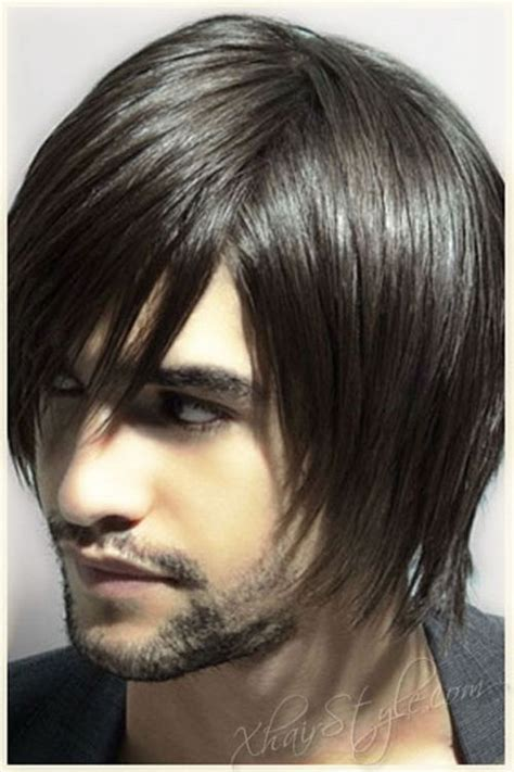 shaggy haircut for long straight hair straight hairstyles shaggy men hairstyles 2017