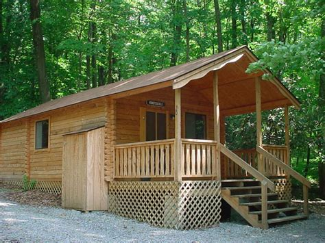 Pine Cabin by Pine Log Cabins For Rent On Raystown Lake Pennsylvania