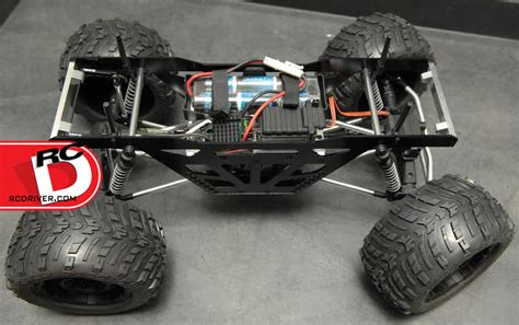 monster truck races 2015 izilla monster truck racing chassis kit for axial wraith