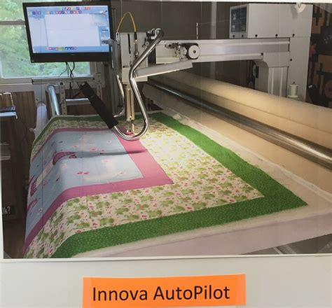 Innova Quilting Machine by Machine Quilting