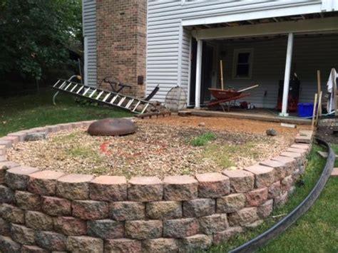 do it yourself concrete patio concrete patio pour doityourself community forums