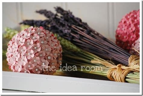 diy pomander kissing balls  idea room