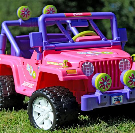 barbie cars from the 90s i never got a barbie jeep but i loved riding in my friends