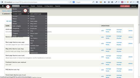 drupal custom template for content type drupal 7 x 220 bersicht der inhaltstypen hilfe