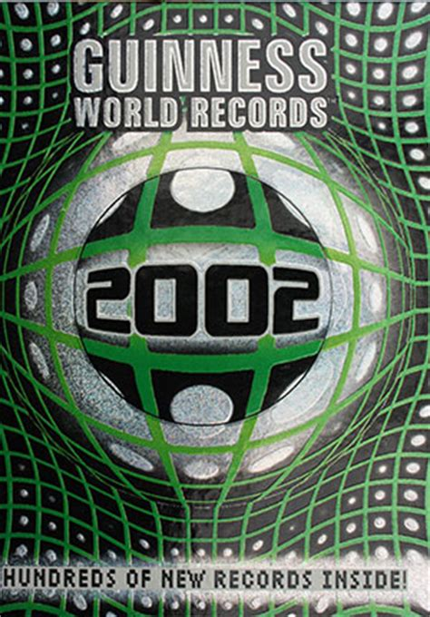 guinness world records 2002 celebrating 60 years