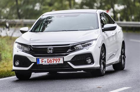 All New Civic Turbo Car Of The Year 2017 Open Indent Now 2017 honda civic 1 5 vtec turbo sport review review autocar