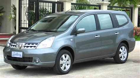 nissan grand livina nissan grand livina photos informations articles