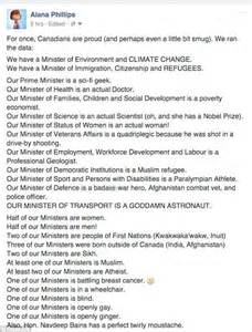 list of cabinet canadian alana phillips lists reasons why canada s cabinet