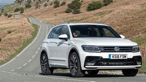 volkswagen tiguan r line vw tiguan r line 2 0 tdi 150 4motion dsg 2016 review by