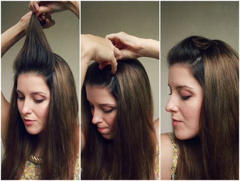 hair front bump tutorials hair with bump in front hair bump hairstyles on