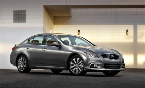 infiniti g series g37 2010 technical specifications of cars