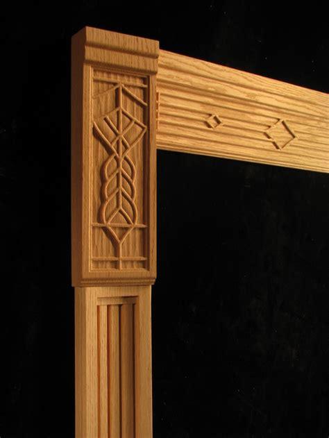 Bookcase Trim Molding Carved Door Trim 18
