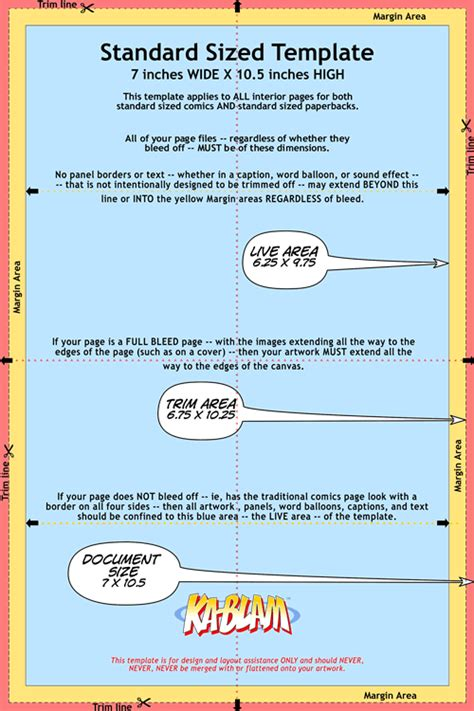 templates for pages graphic node how to make a graphic novel comic book part 4 pre press